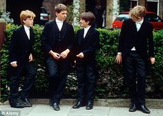 The School that runs Britain: An old boy explains why Eton is suddenly cool