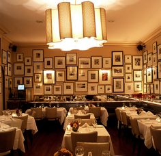 Ocean Grill NYC is an ideal location for important business meetings or special occasions