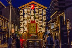 https://flic.kr/p/VsSHeh | Gion Matsuri 2017: YoiYoiYoiYama in Kyoto City! | Tokusa Yama (木賊山) during yoiyoiyoiyama (宵々々山) Gion Matsuri (祇園祭り) in Kyoto City.