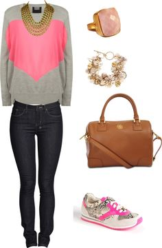"""Out and About"" by mssbutler01 on Polyvore"