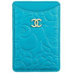 CHANEL Lambskin iPad Case                                                                                                            .:JuSt*!N*cAsE: