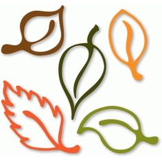 Welcome to the Silhouette Design Store, your source for craft machine cut files, fonts, SVGs, and other digital content for use with the Silhouette CAMEO® and other electronic cutting machines. Leaf Template, Flower Template, Templates, Stencils, Paper Art, Paper Crafts, Flora Und Fauna, Silhouette Online Store, Giant Paper Flowers
