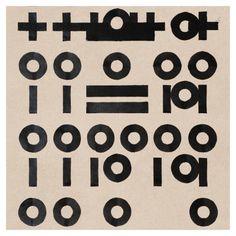 Diego Berjon - Twelve Times IK [detail, india ink on kraft paper, 2014]