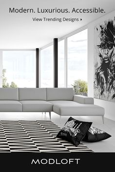 22 best modloft living room images rh pinterest com