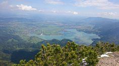 #Herzogstand #Kochelsee #Walchensee #Bayern #wandern #Bavaria #hiking