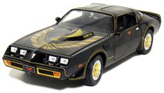 1 18 Diecast Movie Cars | Details about Movie Cars DIECAST 1 18 SCALE Smokey BANDIT GREENLIGHT