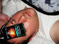 Stop sleeping with your phone