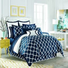 Shop for Jill Rosenwald Copley Reversible Hampton Links Duvet Cover. Get free shipping at Overstock.com - Your Online Fashion Bedding Outlet Store! Get 5% in rewards with Club O!