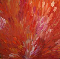 Gloria Petyarre ~ Bush Medicine Leaves, 2009