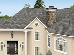 Olde Pewter #gaf #designer #roof #shingles #home
