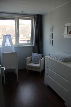 Babykamer inspiratie voor jongen in kleur grijs  - Nursery room for a boy in gray