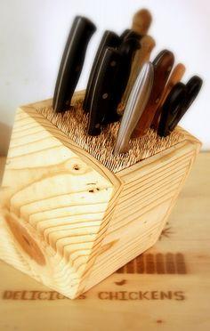 Universal Knife Block by JobyOne, via Flickr