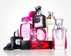 perfume from VS which reminds me of VS cause its a big part of there store