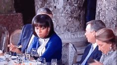 The Michelle   The 32 Most Iconic Eye Rolls Of All Time look at the link it's hilarious but I have to say this one is one of the best!!