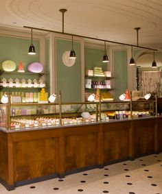 shop interior Ladurée