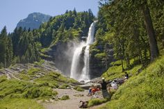 Sixt-Fer-à-Cheval. Great location for summer walking. 10minutes drive from #chaletcimbria