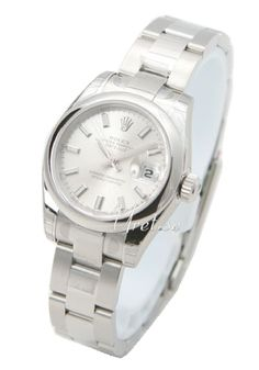 Rolex.  No diamonds.  No Frill.  Just straight up Classic.  Love this.