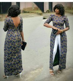 African Print Dress/African Clothing/African Dress For Women/African Fabric Dress/African Fashion/Af African Fashion Ankara, African Inspired Fashion, Latest African Fashion Dresses, African Print Fashion, Africa Fashion, Long Ankara Dresses, African Print Dresses, African Dress, African Fabric