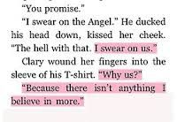 city of falling angel quotes - Google Search