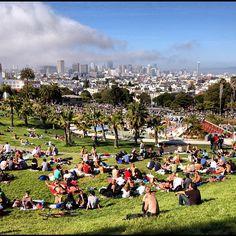 Dolores Park | San Francisco, CA