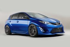 2014 Scion iM Concept  #Los_Angeles_Auto_Show_2014 #Segment_C #Japanese_brands #