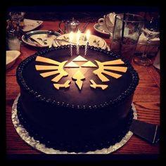 New Zelda cake!