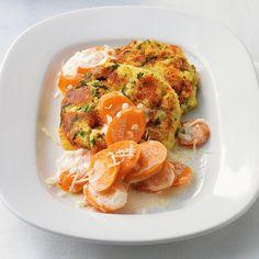 Kartoffelpflanzerl, wie man sie in Österreich und Südtirol gerne mag – saftig, würzig und wunderbar locker. Außer Gemüse schmeckt auch ein Braten sehr...