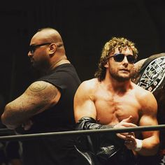 Bad Luck Fale & Kenny Omega #NJPW