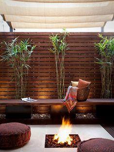 Modern Outdoor Space: Austin Outdoor Design