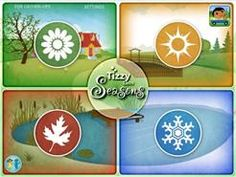 20 educational and fun games for your little one while they learn about the traditional seasons and what makes them different.
