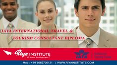 Learn #IATA International #Travel & #Tourism Consultant Diploma from Riya Institute, the best in the industry.