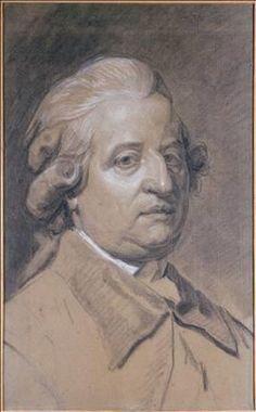 Louis XVI (1754-1793), last portrait before his execution, painted by Joseph Ducreux (Musée Carnavalet)