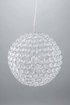 Buy living clear crystal globe light shade at argos your buy living clear crystal globe light shade at argos your online shop for lamp shades house pinterest argos globe and house aloadofball Images