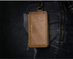Enjoy the space-saving power of 4 in 1 Leather Wallet iPhone case.This Leather case with card holder provides a home for all the essentials of your busy life. Iphone Leather Case, Iphone Wallet Case, Leather Wallet, Iphone Cases, Best Iphone, Iphone 11, Couple Cases, Iphone Models, Travel Accessories