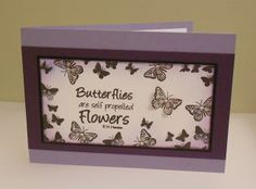 butterflies are... by Deborah Wright at wrightcrafty.wordpress.com