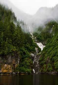 Misty Fjord by David Schroeder (Ketchikan, Alaska)