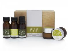 Organic Skin Care Set for Combination Skin by Esse