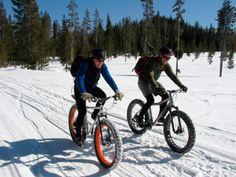 Central Oregon winter riders