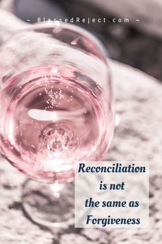 Reconciliation does not mean forgiveness. Forgiveness does not mean reconciliation. Emotional Meaning, Emotional Pain, Feeling Rejected, Country Music Quotes, Just Let It Go, Achievement Quotes, Bitterness, Lessons Learned, Life Lessons