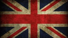 Grunge Flag Of The United Kingdom Wallpaper