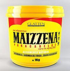 BELEZA EM AÇÃO: Maizzena Capilar