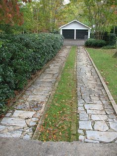 Hardscaping 101 eco friendly paving solutions green living stone diy drivewaydriveway solutioingenieria Images