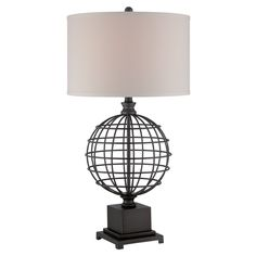 Lite Source Brenton Table Lamp - LS-22526