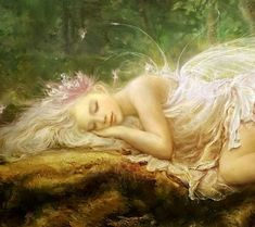 Sleeping Faerie