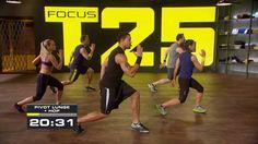 ประหยัดเวลาออกกำลังกายลดความอ้วนด้วย Focus T25  #FocusT25 #T25 #ลดความอ้วน #ลดน้ำหนัก #ออกกำลังกาย