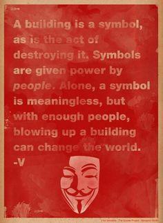 V for Vendetta by kania