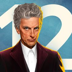 BBC release new Doctor Who portraits by Jeremy Enecio The New Doctor, Second Doctor, Twelfth Doctor, Eleventh Doctor, Arte Doctor Who, Doctor Who Meme, Doctor Who Quotes, Matt Smith Doctor Who, David Tennant Doctor Who