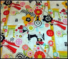 Crafty Girls Workshop...: New Crafting Apron