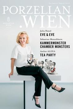 PORZELLAN.WIEN Augarten Magazin 2/2016