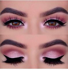 Valentines Day Eye Looks#Makeup#Musely#Tip